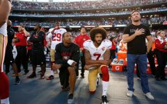 Kneeling to Take a Stand