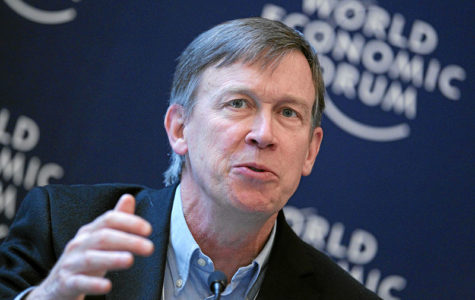 governor hickenlooper's vist to south