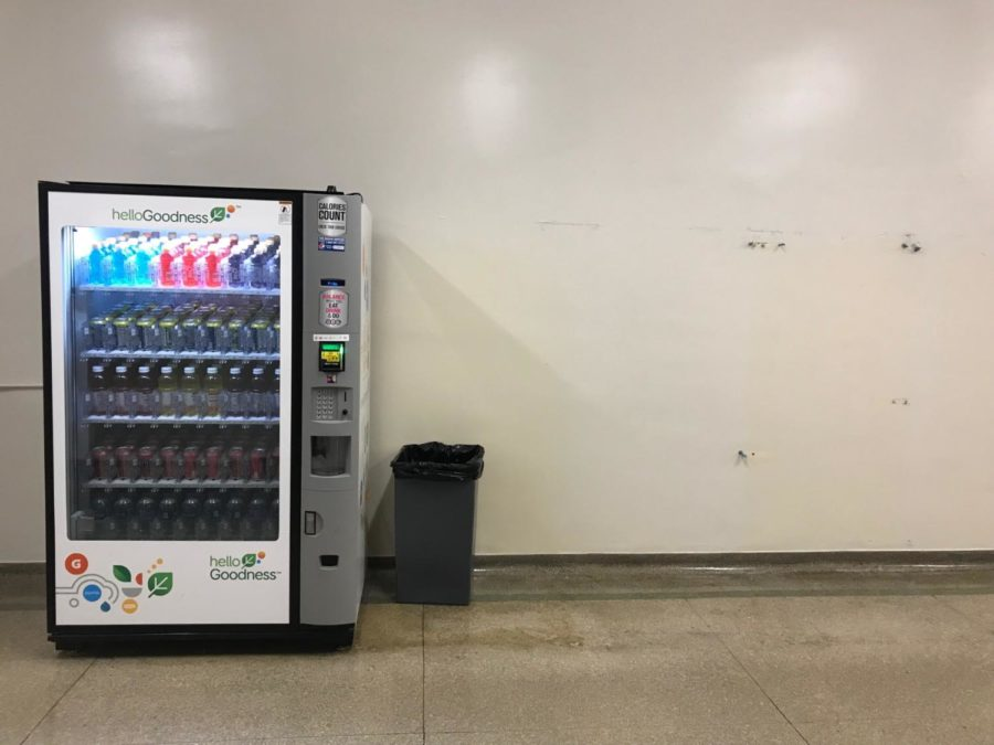 South's Vending Machines – T H E G A R G O Y L E