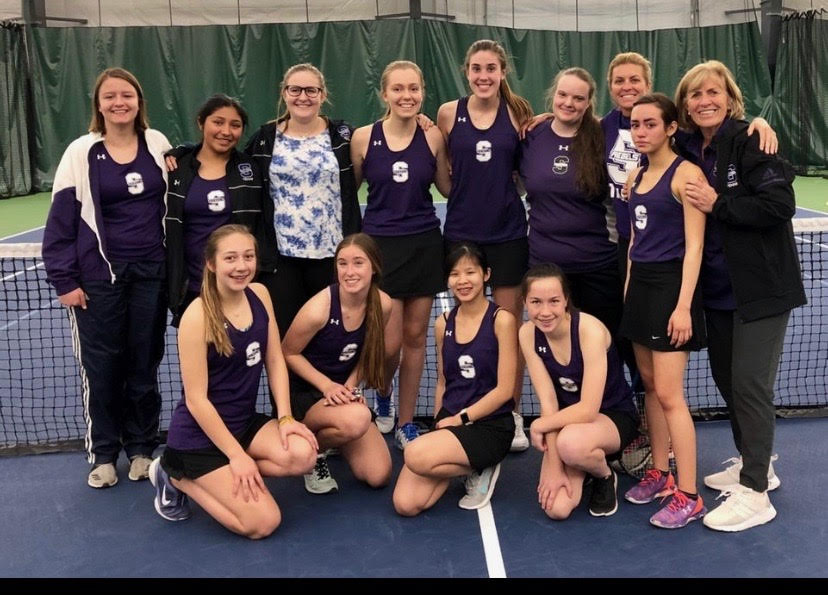 Girls Tennis update