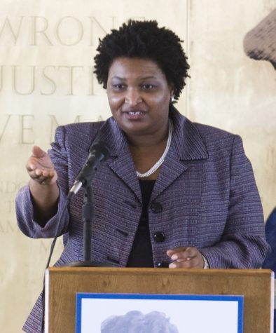 Influential Women in Politics: Stacey Abrams