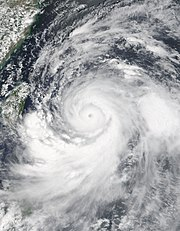 Hurricane Goni Ravishes the Philippines