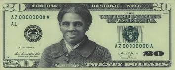 Harriet Tubman on the 20 Dollar Bill